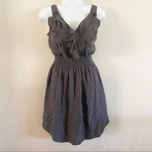 Rebecca Taylor gray dress